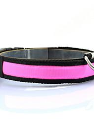 Collar Strobe/Flashing Solid Nylon