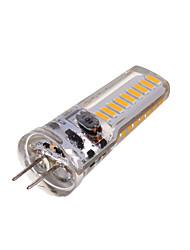 3W G4 Двухштырьковые LED лампы T 18 SMD 4014 200-300lm lm Тёплый белый / Холодный белый Декоративная V 1 шт.