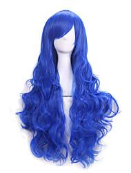 venta del color del bule caliente sintéticas pelucas cosplay pelucas baratas para las mujeres del partido