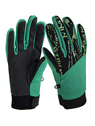 Ski Gloves Full-finger Gloves / Winter Gloves Women's / Men's / Unisex Activity/ Sports Gloves Keep Warm / Anti-skidding DLGDX®
