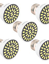7W E26/E27 Spot LED T 32 SMD 5733 500-700 lm Blanc Chaud / Blanc Froid Décorative V 1 pièce