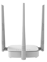 Tenda Tenda N318 drei Antennen-Wand Wireless-Router Wireless WiFi-Haushalt 300 Karte Relais Brücke