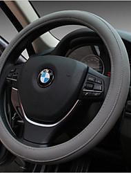 jeux de volant de voiture anti - dérapant sueur récurer direction en cuir ensembles de roues