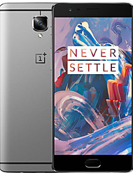 "Oneplus 3 5.5 "" Android 6.0 4G Smartphone (Dual - SIM Quad Core 16MP 6GB + 64 GB Grau / Gold)"