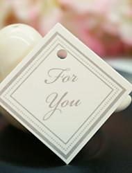 Papel Cartão Decorações do casamento-6Piece / Set Primavera / Verão / Outono / Inverno Não Personalizado Não Disponível