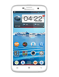 Lenovo a850 5.5  Android 4.2 Cell Phone (Dual SIM Quad Core 5 MP 1GB  8 GB White)