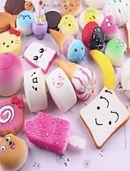 Необычные игрушки / Ролевые игры Квадратная / Радужный Искусственная кожа