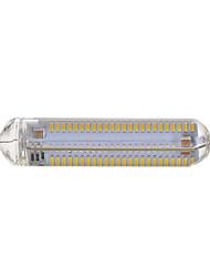 10W R7S Bombillas LED de Mazorca T 192 SMD 4014 800-900 lm Blanco Cálido / Blanco Fresco Decorativa V 1 pieza