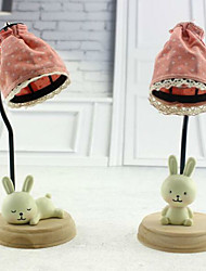 The Rabbit  Wrought Iron Small Night Light Wood Creative  Decorations Furnishing Articles  Design Is Random