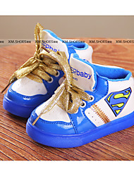 Boy's Sneakers Others PU Casual Blue / Yellow