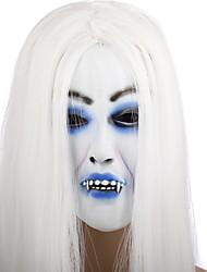 Maschere di Halloween Fantasma urlo spaventoso Forniture per feste Halloween / Mascherata 1Pcs