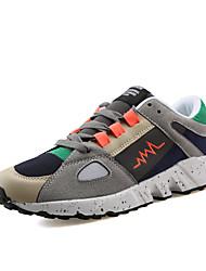 Womens Running Shoes Laufschuhe Damen Rutschfest / Wasserdicht Velourleder / Atmungsaktive Mesh EVA Rennen / Basketball / Freizeit Sport