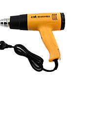 1800W High And Low Electric Hair Blowing Gun Plastic Welding Gun