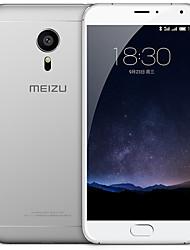 """MEIZU PRO5 5.7 """" Flyme OS Smartphone 4G (Double SIM Huit Cœurs 21 MP 3GB + 32 GB Argenté)"""