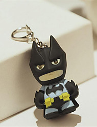 Avenger Union Iron Man Batman Superman Doll Key Chain