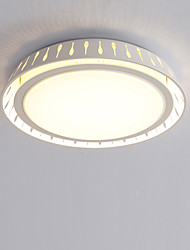 24W Round Modern Style Simplicity Acrylic LED Ceiling Lamp Flush Mount Living Room Dining Room Bedroom  light Fixture