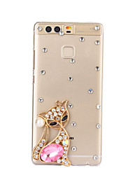 DIY Fox Pattern PC Hard Case for Huawei P9 Plus LITE P8 LITE Honor 8 7 6 6Plus 5C 5X 4X 4C 4A Mate8 7