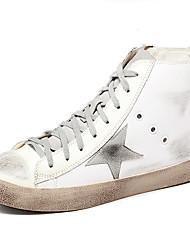 Damen-Sneaker-Lässig-Wildleder-Keilabsatz-Komfort-Beige
