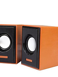 kleine Holz USB 2.0 Mini-Subwoofer Car-Audio