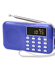 Y-896 Portable Player Radio for the Elderly