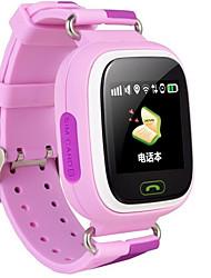 D24S Smart Bracelet Watch Touch Screen Watch Card Watch Smart Bluetooth Positioning Child Phone Watch