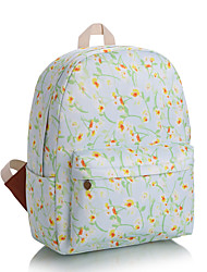 Women Polyester Casual / Outdoor Backpack