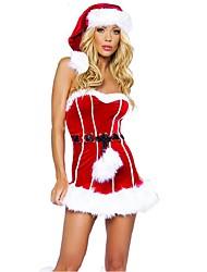 Costumes de Cosplay Rouge Térylène Accessoires de cosplay Noël / Carnaval