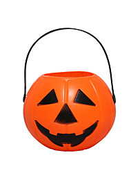 1pc Halloween-Kürbislampe Kostüm-Party Requisiten