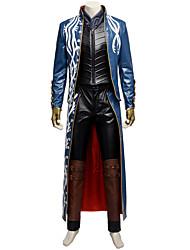 novo jogo da chegada caráter do diabo traje vergil cosplay
