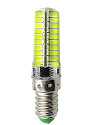 6 E14 Ampoules Maïs LED Tube 80 SMD 5730 360 lm Blanc Chaud / Blanc Froid Décorative AC 100-240 V 1 pièce