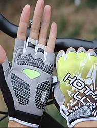 ездить половину пальца перчатки (желтый код л)