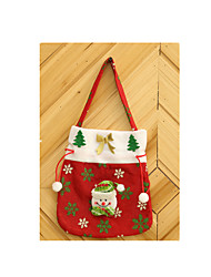 Two Packaged For Sale Creative Christmas Supplies Red Handbag