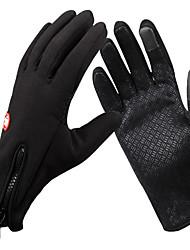 мужские флисовые перчатки (м код)