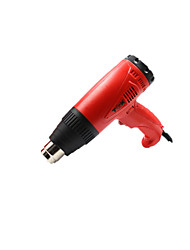 Hand-Held Thermostat Hot Air Gun Type Hot Air Gun Type Digital Air Flow 250-500L / Min
