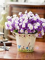 """Bouquets de Noiva Decorações Casamento Festa / noite Flôr Seca 2.36""""(Aprox.6cm)"""
