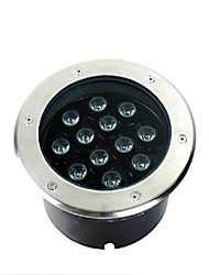 AC 85-265 12 LED Integrated Modern/Contemporary Black Oxide Finish Feature for LED,Uplight Outdoor Lights Wall Light