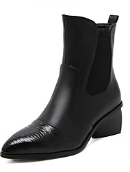 Women's Boots  Fall / Winter  Party & Evening / Dress / Casual Black/Gold