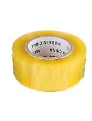 (Tamanho nota 153m * 5cm *) fita amarela