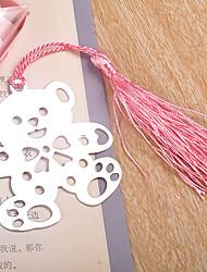 Festa de Casamento Party Favors & Gifts-1Peça/Conjunto Presentes Fitas Metal Cubóide Não-Personalizado Rosa