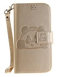 For LG K10 LG K8 Card Holder Wallet Case Full Body Case 3D Cartoon Hard PU Leather  K7 LG G4 LG G3