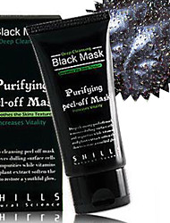 Shills Purifying Deep Cleansing Peel-off Black Mask(1pcs)