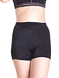 Burvogue Women's Seamless Bodyshort Butt Lift Body Shaper Enhancer