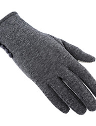 Touch Screen Gloves 3 Colors Fashion Women Outdoor Winter Warm Gloves Touch Screen Sport Ski Gloves Mittens