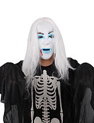(Motif est aléatoire) 1pc Halloween masque ornements de fête