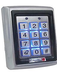 furto senha de máquina de controle de acesso