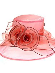 Wedding Veil One-tier Blusher Veils Ribbon Edge Organza