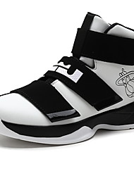 Men's Athletic Shoes LEBRON SOLDIER 10 Comfort Microfibre Outdoor/Athletic/Casual Professional Basketball Shoes Plus Size
