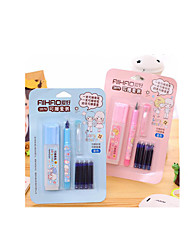 Fountain Pen Set PenA Pack of 2A BlueA Pink