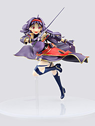 Sword Art Online Cosplay PVC 20cm Anime Action Figures Model Toys Doll Toy Konno Yuuki