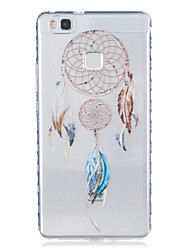 Wind Chimes Pattern Tpu Material Highly Transparent Phone Case For Huawei P9 P9 Plus Y5II Y6II
